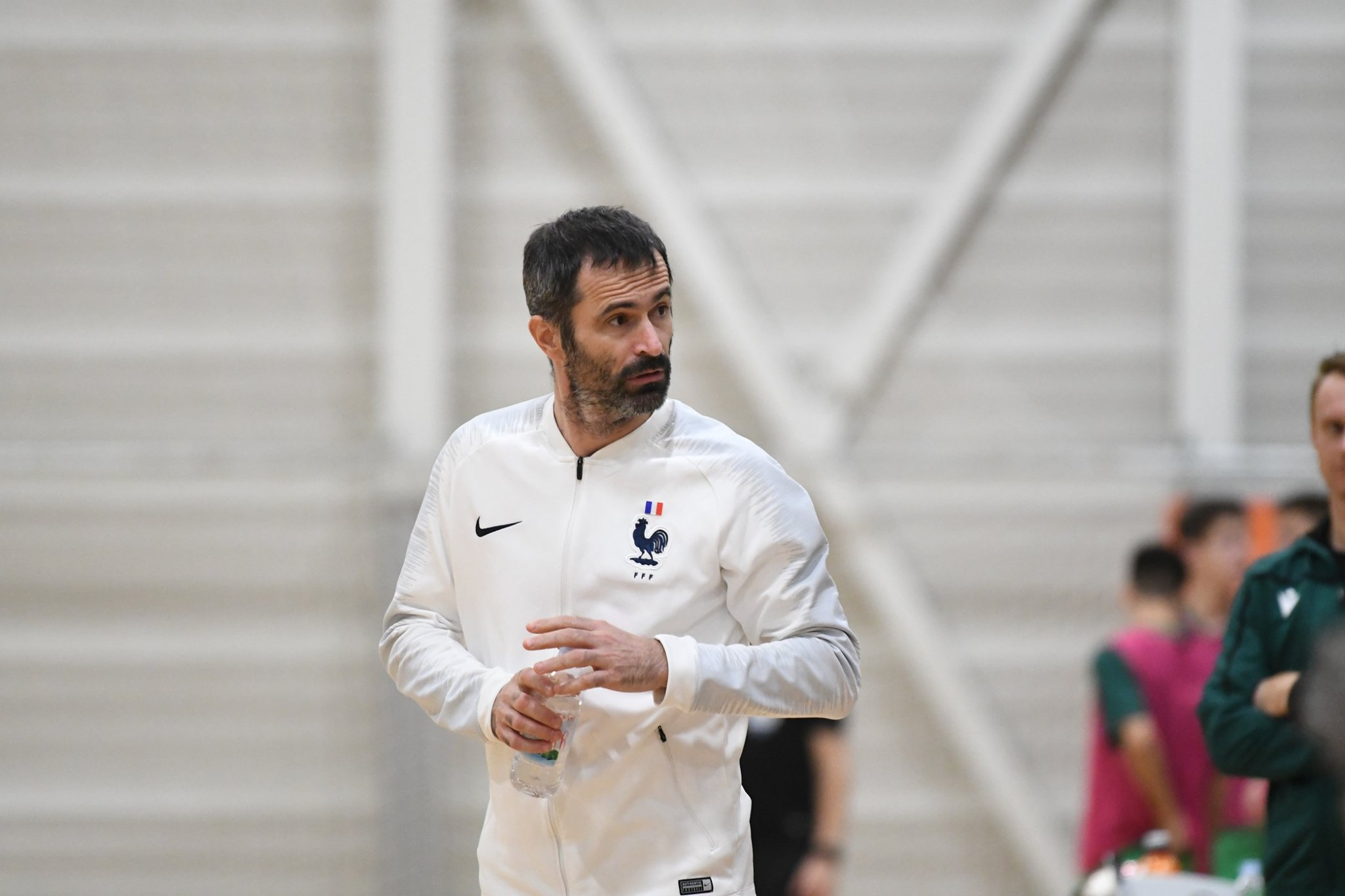 Raphaël Reynaud France Futsal coach